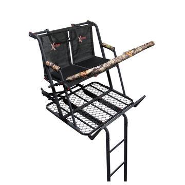 X-Stand Jayhawk 20 2-Person Ladder Stand