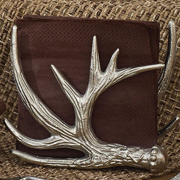 Park Designs Antler Napkin Holder