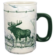 Cape Shore Maine Moose Sema Mug