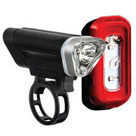 Blackburn Local 75 Front + Local 15 Rear Bicycle Light