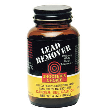 Shooters Choice Lead Remover Bore Cleaner