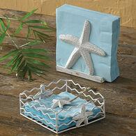 Park Designs Starfish Napkin Holder