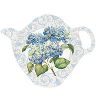 Keller Charles Blue Hydrangea Teabag Holder