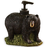 Park Designs Bear Soap Dispenser