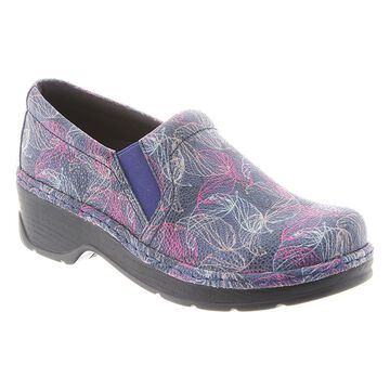 Klogs Womens Leather Naples Clog