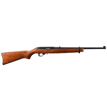 Ruger 10/22 Carbine Hardwood 22 LR 18.5 10-Round Rifle