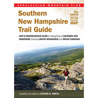 Southern New Hampshire Trail Guide: AMC's Comprehensive Guide to Hiking Trails, Featuring Monadnock, Cardigan, Kearsarge, Lakes Region by Steven D. Smith