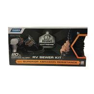 Camco RhinoEXTREME RV Sewer Kit - 20 Ft.