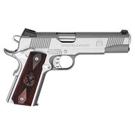 "Springfield 1911 Loaded Stainless Steel 45ACP 5"" 7-Round Pistol"