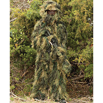 Red Rock Outdoor Gear Mens Ghillie Suit 5 - Piece