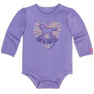 Carhartt Infant/Toddler Girls' Let's Rock Bodyshirt