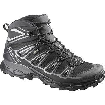 Salomon Mens X Ultra Mid 2 GTX Hiking Boot