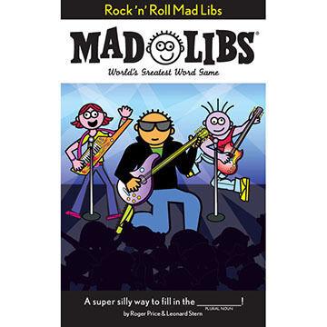 Rock 'n' Roll Mad Libs by Roger Price & Leonard Stern