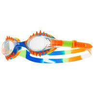 TYR Swimple Spikes Tie-Dye Kids' Swim Goggle