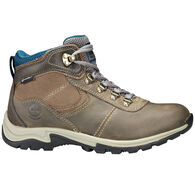 Timberland Women's Mt. Maddsen Mid Waterproof Hiking Boot