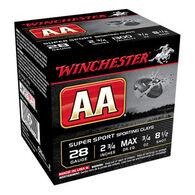 """Winchester AA Target 28 GA 2-3/4"""" 3/4 oz. #8-1/2 Shotshell Ammo (25)"""