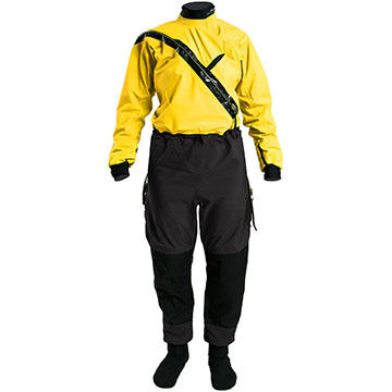 Kokatat Womens GORE-TEX Front Entry Dry Suit with Drop Seat
