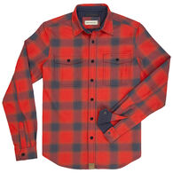 Dakota Grizzly Men's Welles Brawny Outer Long-Sleeve Shirt
