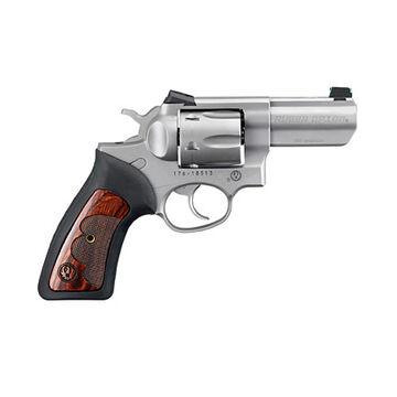 Ruger GP100 Match Champion Adjustable Sight 357 Magnum 4.2 6-Round Revolver