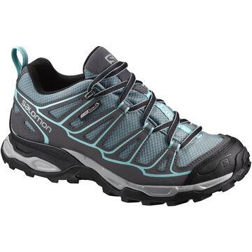 Salomon Womens X Ultra Prime CS Waterproof Hiking Shoe