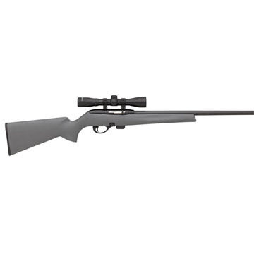 Remington Model 597 Synthetic 22 LR 20 10-Round Rifle w/ 3-9x 32mm Scope