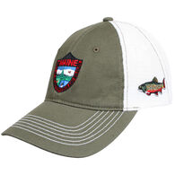 Maine Inland Fisheries and Wildlife Men's Trout Trucker Hat