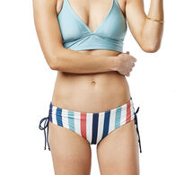 Carve Designs Women's Mustique Reversible Bikini Bottom