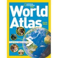 Kids World Atlas by National Geographic