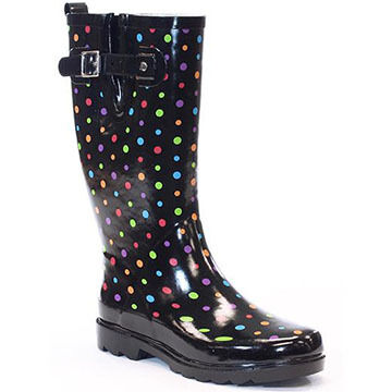 Western Chief Womens Ditsy Dot Rain Boot
