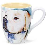 Big Sky Carvers Yellow Lab Mug
