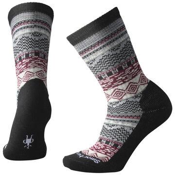 SmartWool Womens Dazzling Wonderland Crew Sock