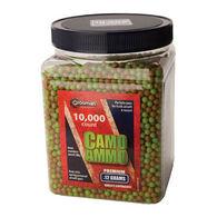 Crosman Airsoft Camo Ammo BB Ammo (10,000)