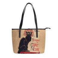 Signare Women's Steinlen Tournee du Char Noir College Tote Bag
