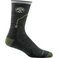 Darn Tough Vermont Men's Special Edition Appalachian Trail Micro Crew Cushion Sock