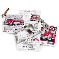 Ann Clark Tin Cookie Cutter - Firetruck