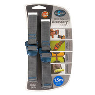 Sea to Summit 20mm Accessory Strap w/ Hook Release - 2 Pk.
