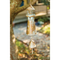 Manual Woodworkers & Weavers Lighthouse Windchime
