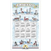 Kay Dee Designs 2020 Lighthouses Calendar Towel