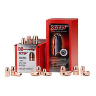 """Hornady XTP 10mm 155 Grain .400"""" HP Handgun Bullet (100)"""