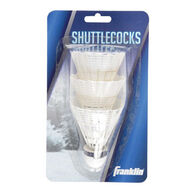 Franklin Sports Nylon Shuttlecock - 3 Pk.