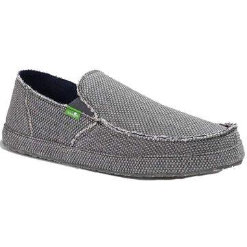 Sanuk Mens Rounder Slip-On Shoe