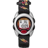 Timex Children's Digital Watch w/ Flames Strap
