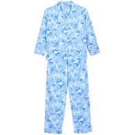 Lanz Women's Flannel PJ Set