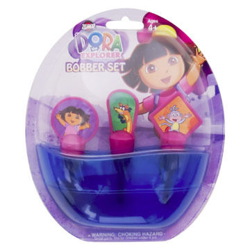 Zebco Children's Dora the Explorer Bobber Set
