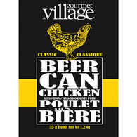 Gourmet Du Village Classic Beer Can Chicken Seasoning Mix