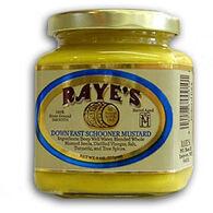 Raye's Downeast Schooner Mustard, 9 oz.