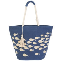 Sun N Sand Women's Alessa Shoulder Tote Bag