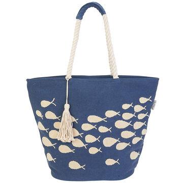 Sun N Sand Womens Alessa Shoulder Tote Bag