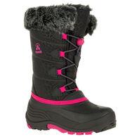 Kamik Girls' Snowgypsy 3 Insulated Winter Boot
