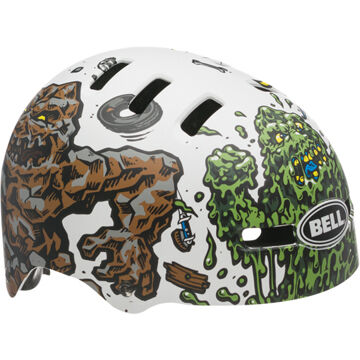 Bell Childrens Fraction Bicycle & Skate Helmet